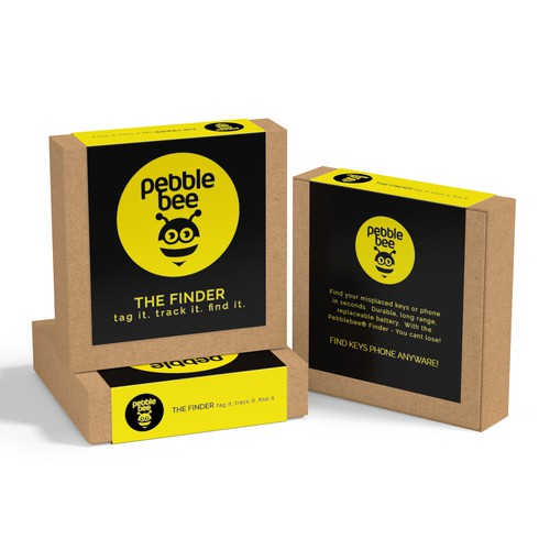 Create a modern industrial craft style packaging for a for Industrial design packaging