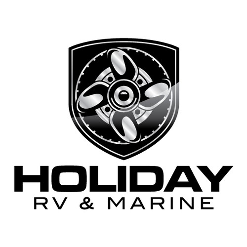 recreational vehicle sweepstakes logo for a recreational vehicle and boat dealership logo 4104