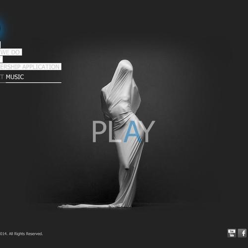 Zweitplatziertes Design von Heravi