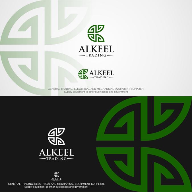 create a logo for general trading company | Logo design ...