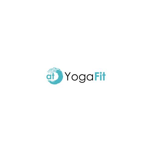 Fitness And Yoga Logo For Online Company Logo Design Contest 99designs