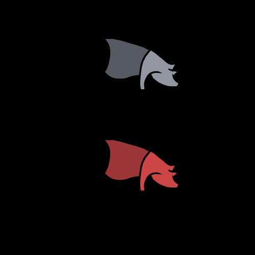 Runner-up design by Big Rock Designer