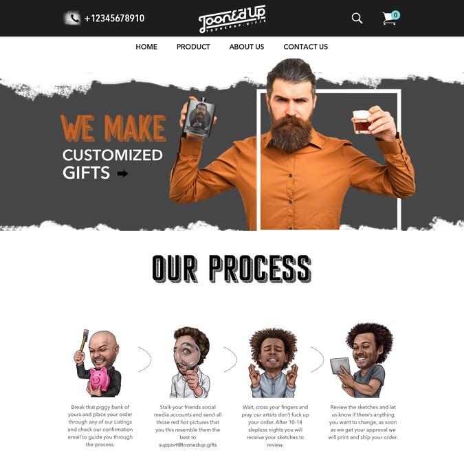 Winning design by JVM⭐️