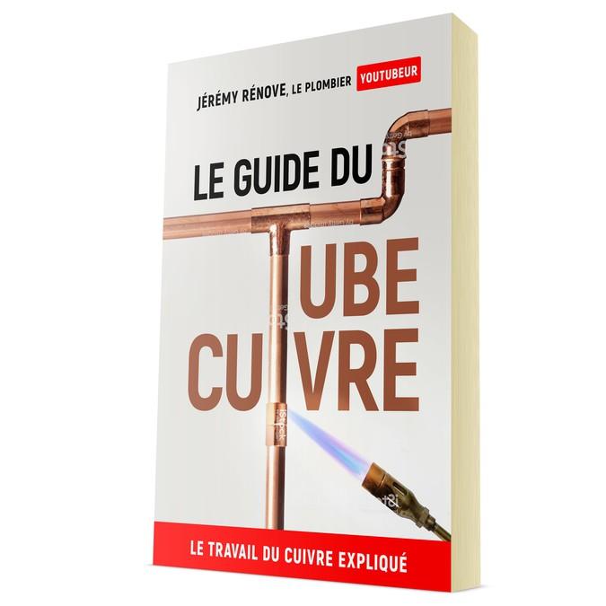 Livre Du Plombier Youtubeur Jeremy Renove Book Cover Contest