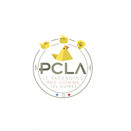 Runner-up design by LittlePix