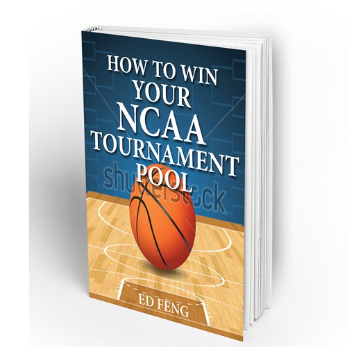 How to win your ncaa tournament pool book cover contest for Pool design books