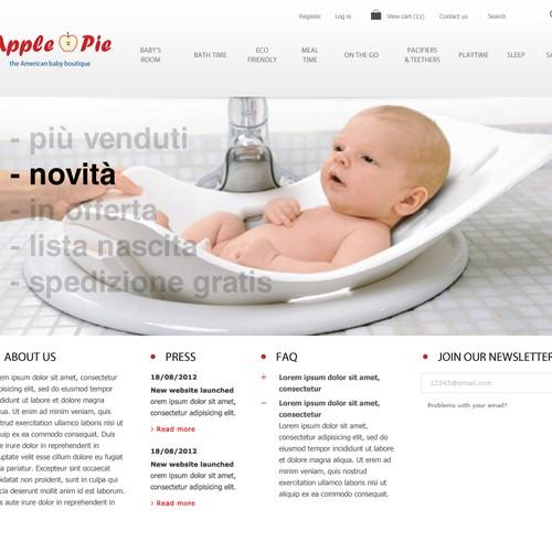 Diseño finalista de 3bdesign.it