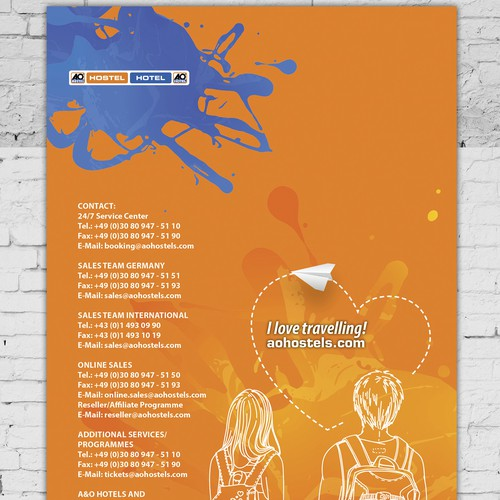 Runner-up design by Stefanosp