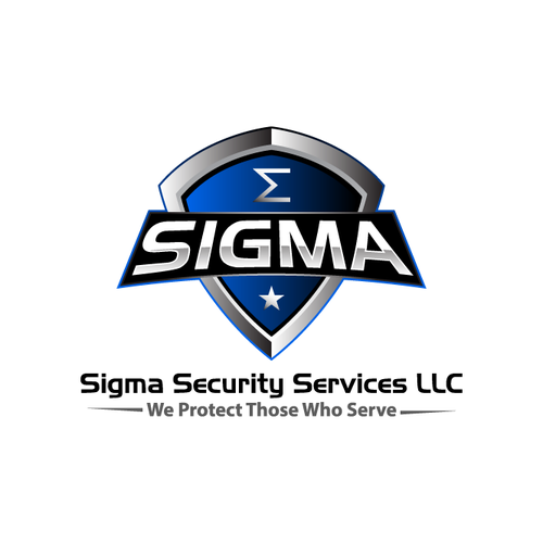 help sigma security services llc with a new logo logo