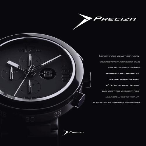 Luxury Swiss Watch Company Needs a Classy Logo!   Logo ...