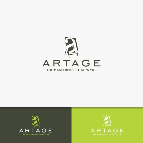 Runner-up design by artm3n