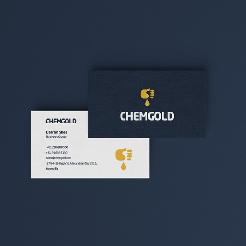 Runner-up design by Caio Crayon