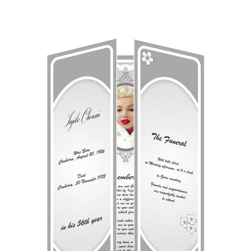 Diseño finalista de nizzo