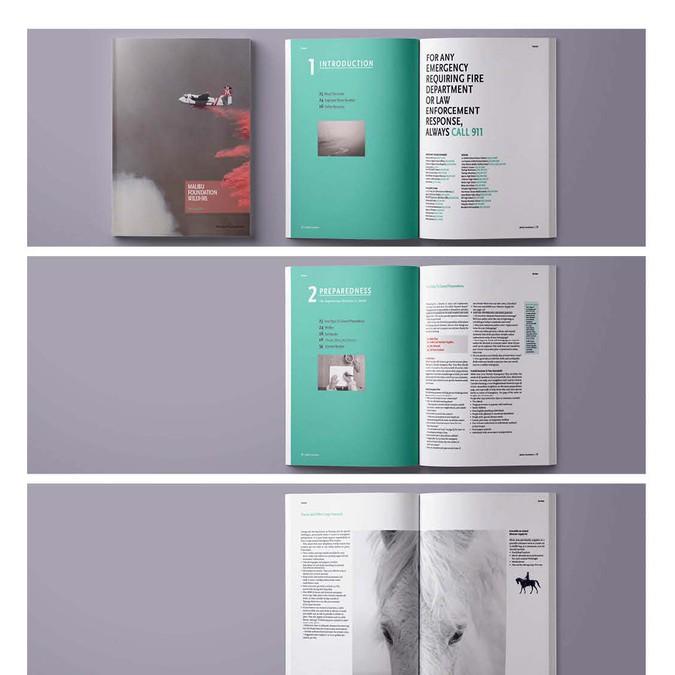 Diseño ganador de Spring_Publishing