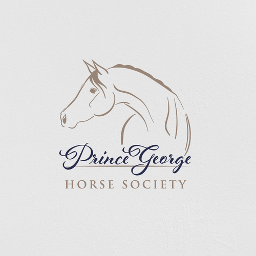 Runner-up design by Inspired Equestrian