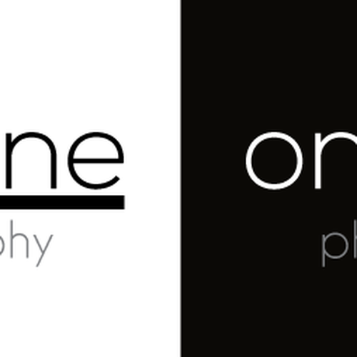 logo for one2one photography logo design contest