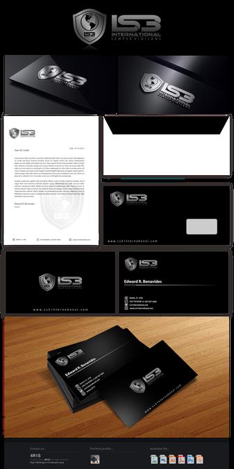 Design vencedor por 4R1S