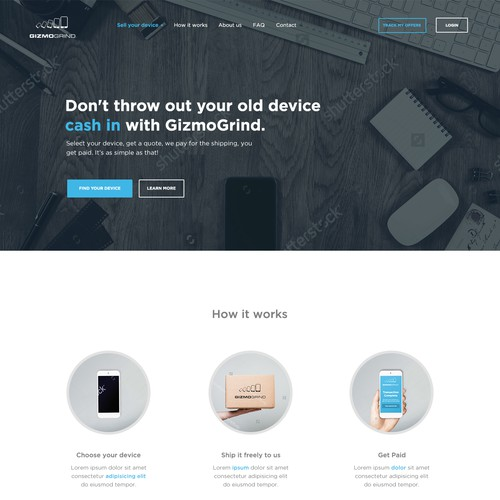 Diseño finalista de PatriotaDesigns