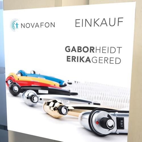 Runner-up design by Gabor Heidt