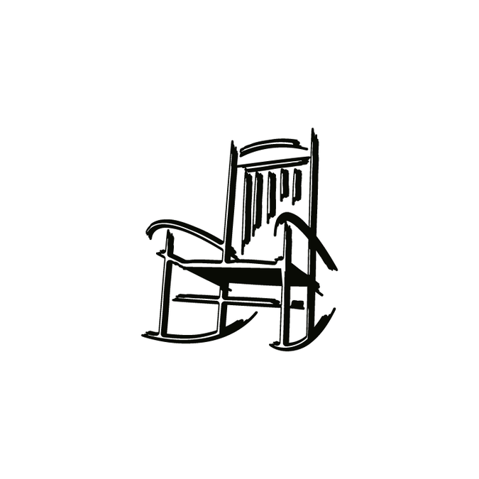 Prime Create A Rocking Chair Illustration For A Tennessee Smoky Ibusinesslaw Wood Chair Design Ideas Ibusinesslaworg