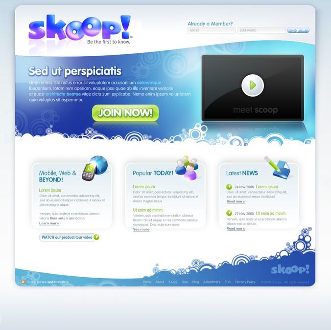 Design vencedor por lucy mango