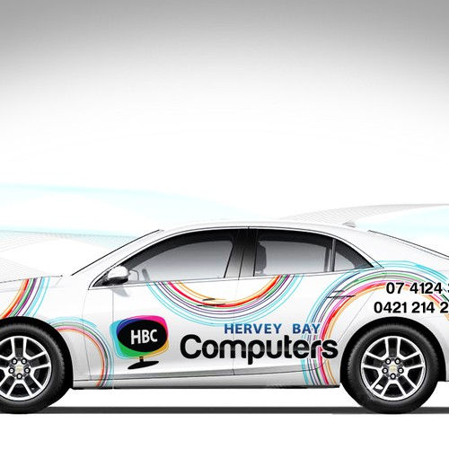 Runner-up design by CMYK Slave Graphics