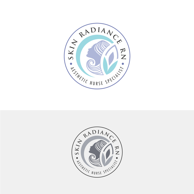 Design a chick sophisticated logo for a medical nurse