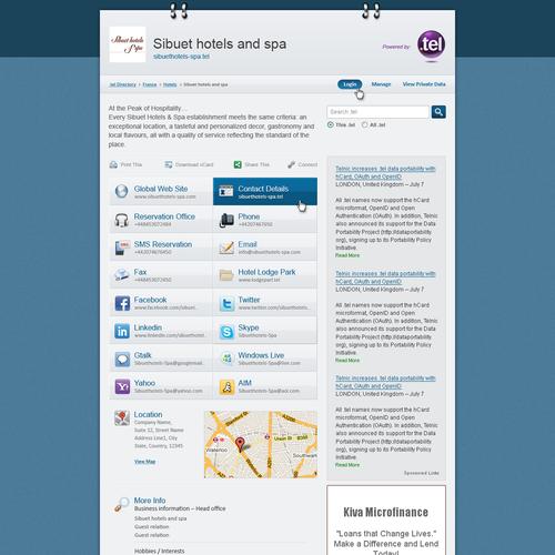 Zweitplatziertes Design von ngMedia