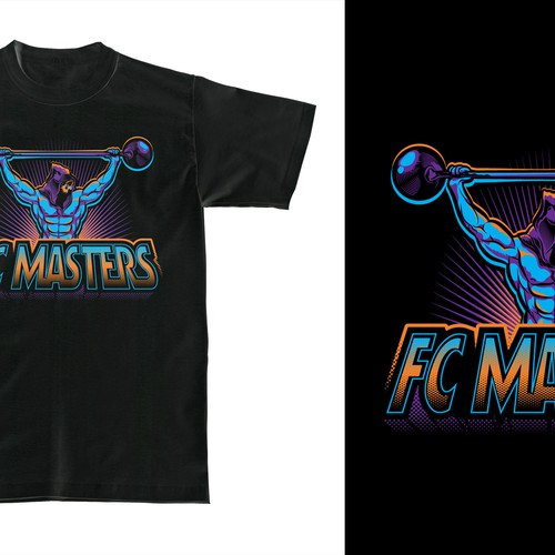 FC Masters  Design by kaleEVA