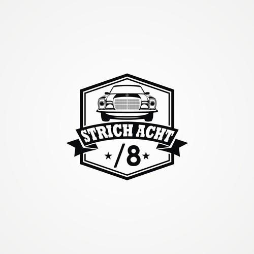 Mercedes Benz Strich Acht /8 Competition! | Logo Design Wettbewerb