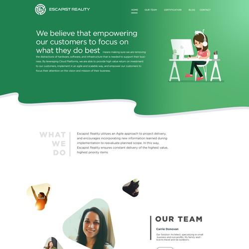 Design finalista por littlelines