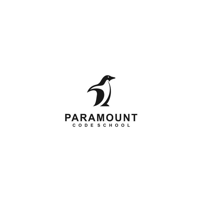 Design A Geekynerdy Penguin Logo For A Code School Concurso Logo