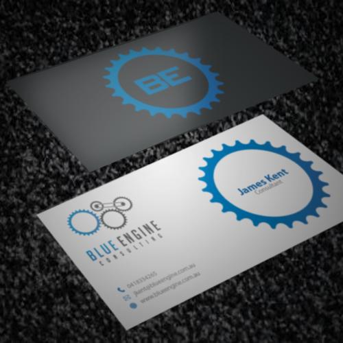 Runner-up design by Rehmat Designz