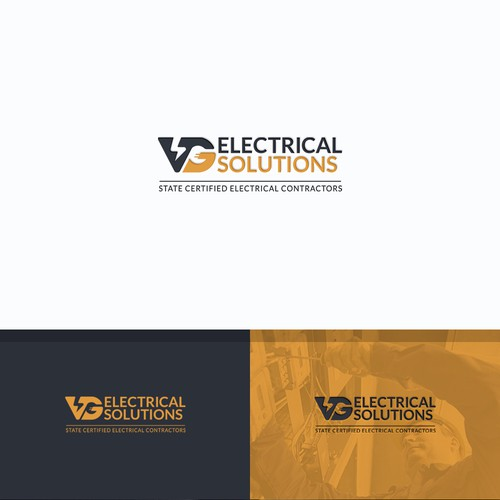 Vg electrical solutions logo contest logo design contest entries from this contest colourmoves