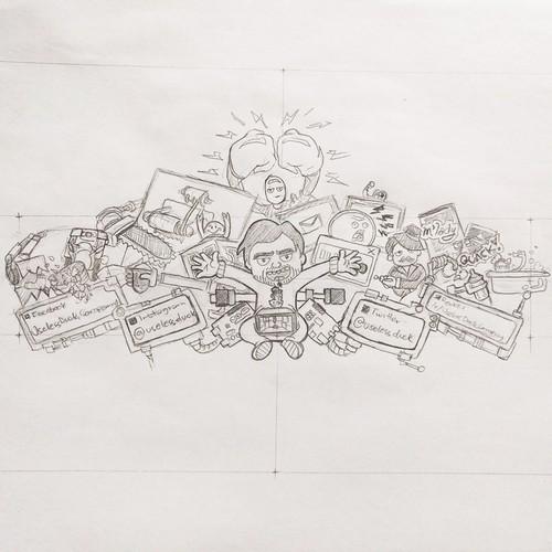 Runner-up design by Von Milano