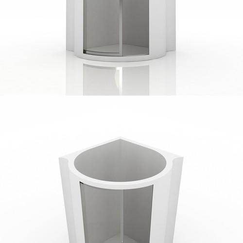 Runner-up design by Skizze Design Studio
