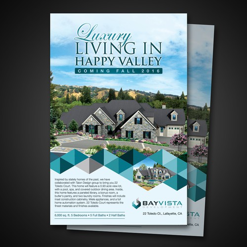 Magazine Ad For Home Builder