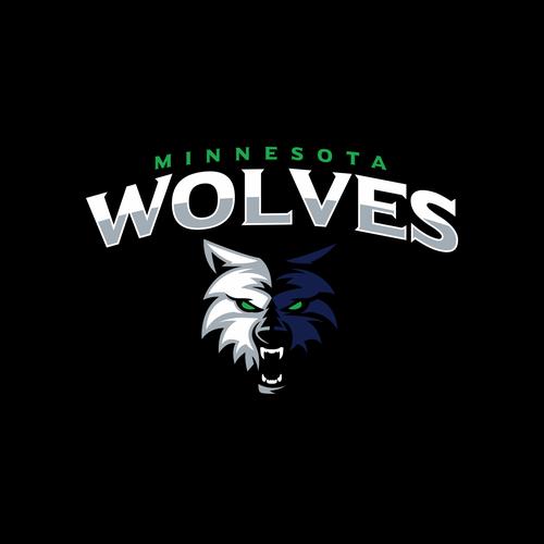 Community Contest: Design a new logo for the Minnesota Timberwolves! Design von brandsformed®