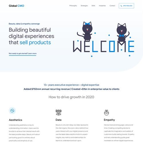 Diseño finalista de DesignExcellence