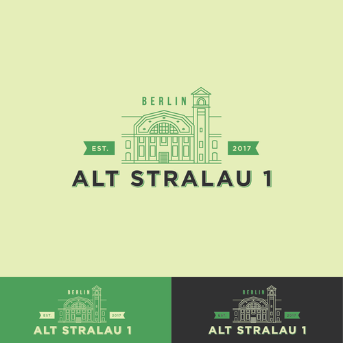Runner-up design by stastny
