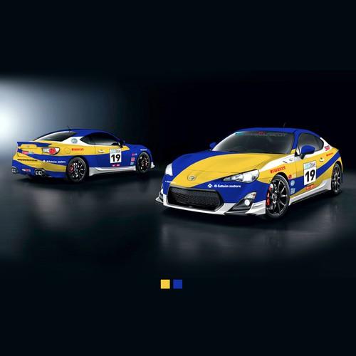 Diseño finalista de GP67_dzn
