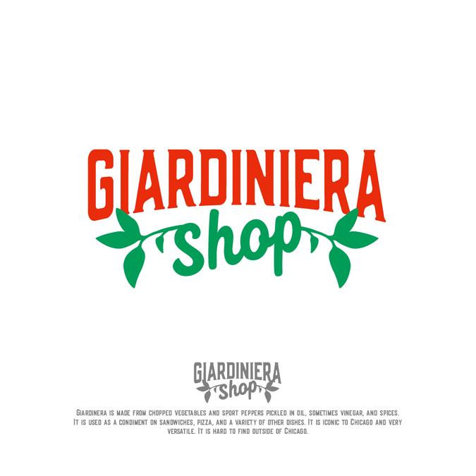 Logo Design For Online Speciality Food Store Logo Design