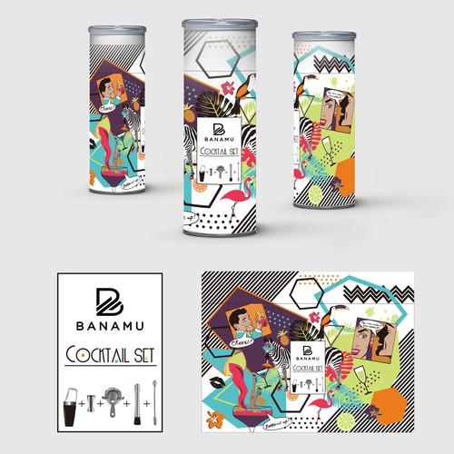 Design finalista por MilMar021