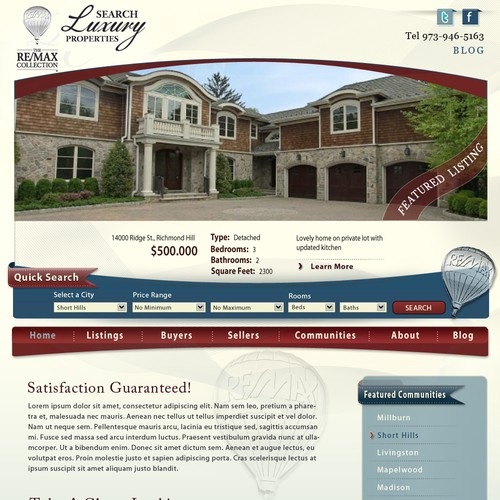 Runner-up design by jcsolutions