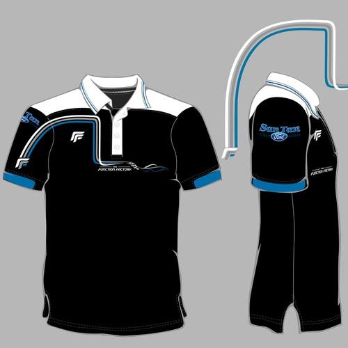 Runner-up design by Kidzgn