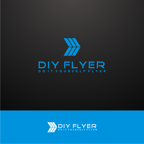 Need creative logo for diy flyer service logo design contest runner up design by petruk solutioingenieria Choice Image