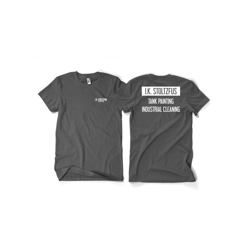 T shirt for industrial contractor t shirt contest for Industrial design t shirt