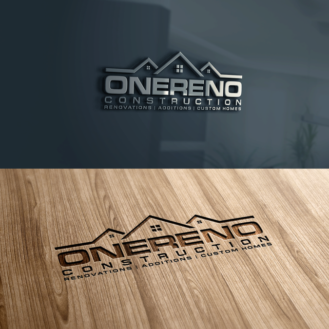 Create A Premium And Luxurious Logo For A Construction