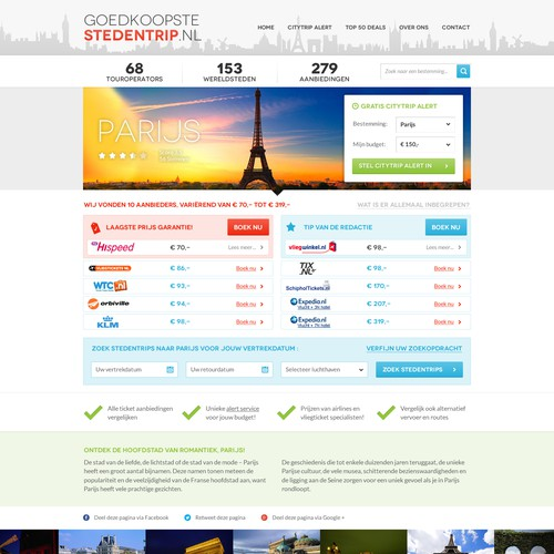 Runner-up design by Let's Browse