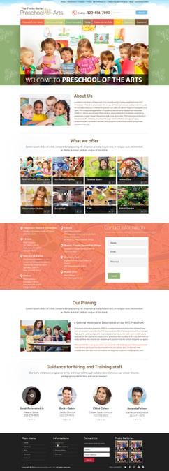 Winning design by WebMorron